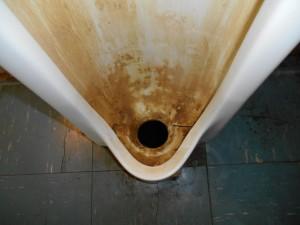 会津坂下町/トイレのクリーニングをしてきました!